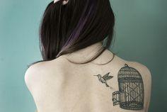 Birdcage #tattoo