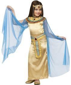 Cleopatra Deluxe Girls Costume | KIDS