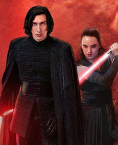 That's a nice edit you got there... (I don't ship Reylo I swear)