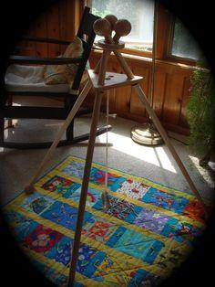 Michael Olaf tripod mobile hanger