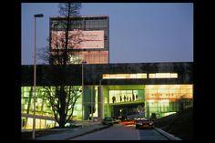 Kunsthal, Rotterdam, 1987
