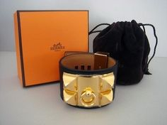 BNIB Hermes CDC bracelet Black&Gold. Get the lowest price on BNIB Hermes CDC bracelet Black&Gold and other fabulous designer clothing and accessories! Shop Tradesy now