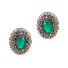 Since St. Patty's day is just around the corner, let's go with green again this week. https://karebearboutique.kitsylane.com  Verdi Studs