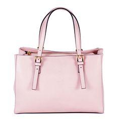 Moretti Milano Leather Bag (Rosa)
