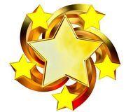 cartoon gold stars - Google Search