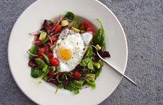 Breakfast Salad, Paleo Breakfast, Breakfast Recipes, 300 Calorie Breakfast, Vegan Queso, Queso Recipe, 300 Calories, Vegetarian Paleo, Salad Recipes