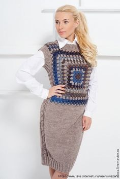 45 Beautiful FREE Cute Crochet Dress Patterns Images for Women - Page 41 of 45 - Daily Crochet! Crochet Keychain Pattern, Crochet Shoes Pattern, Crochet Cardigan Pattern, Crochet Beanie, Crochet Granny, Cute Crochet, Crochet Lace, Crochet Patterns, Lace Dress With Sleeves