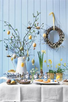 Your family and friends are guaranteed to enjoy these fun entertaining ideas for Easter.
