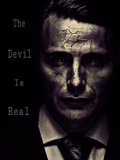 """The devil is real"" Hannibal manip by JennyFlower"