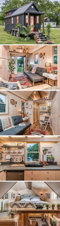 Marvelous and impressive tiny houses design that maximize style and function no 07