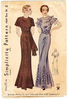 New photos on this wiki - Vintage Sewing Patterns, Simplicity1569-wiki.jpg