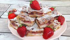 Lusta asszony 5 perces diétás epres túrós sütije Stevia, French Toast, Breakfast, Food, Wellness, Morning Coffee, Essen, Meals, Yemek