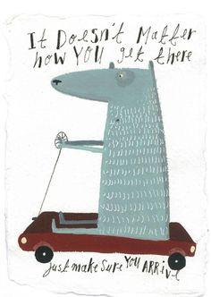 Inspiring quotes about life : illustration angela smyth - hall of quotes yo Fuchs Illustration, Children's Book Illustration, Grafik Design, Inspiring Quotes About Life, Zine, Illustrations And Posters, Childrens Books, Illustrators, Art For Kids