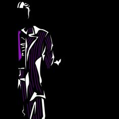 Purple and White: Two Face's Delight