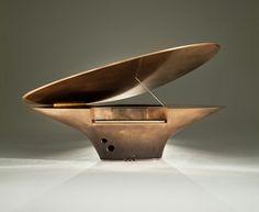 Klavier Design von Goldfinch Pianos & Based Upon