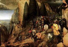 The Conversion of Saul Pieter Bruegel the Elder, 1567