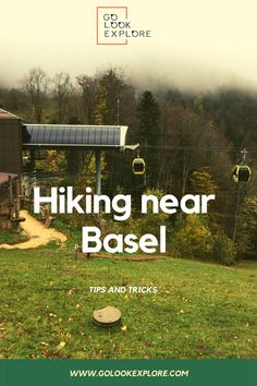 Are you looking for hiking near Basel opportunities? I think Nature Park Thal is the best Basel can offer to you! Basel, Weekend Trips, Day Trips, Places To Travel, Cool Places To Visit, Travel Destinations, Visit Switzerland, Hiking Trails, Hiking Guide
