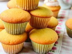Muffin alle carote senza glutine
