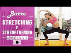 Ballet Barre for Stretching and Strengthening | Lazy Dancer Tips - YouTube