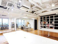 WORKS : 株式会社エニグモ | オフィスデザイン・店舗デザインなら株式会社ドラフトへ