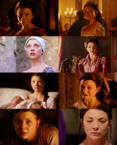 "Natalie Dormer as Anne Boleyn in ""The Tudors"""