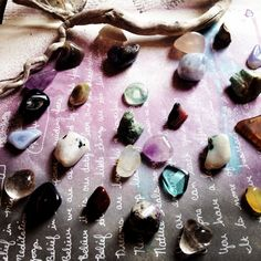 Stones and Crystals for Beginners