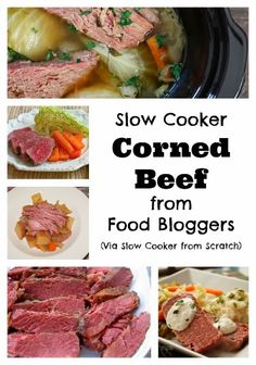 Slow Cooker Sweet and Smoky Beef from The Perfect Pantry is perfect to ...