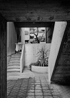 Villaggio Matteotti, Terni, Italy, Giancarlo De Carlo, 1975