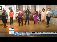 M. Nicholson Hip Hop Fitness News | Phlex Aphliction Fitness