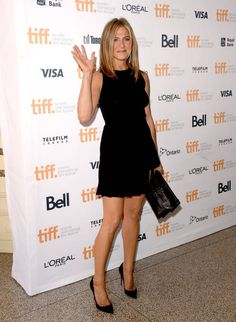 jennifer aniston dress at toronto film festival 2014