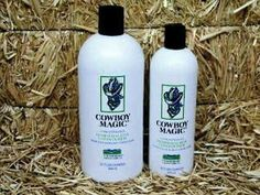 Cowboy Magic Conditioner 32oz by Tgh. $8.97. Blended with herbal extracts. It conditions and protects! Leaves your horse's coat lustrous, soft and shiny. Dissolves chemicals and trace minerals left by water. Contains UV protectant, silk protein and panthenol blended with herbal extracts. Available sizes, 16 and 32oz.