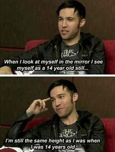 Pete is the cutest.