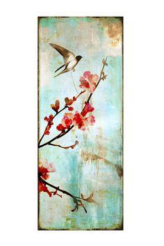 Oiseau Libre I