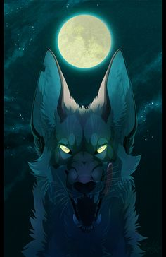 Son of the Moon by Kaylink.deviantart.com on @DeviantArt