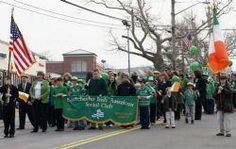 Old-fashioned St. Patrick's Day Parade in Downtown Cincinnati on Saturday