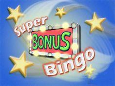 #Bonusbingo Bingo Bonus, Games