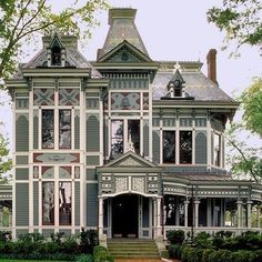 Architectural Royalty: 9 Victorian Homes We Love