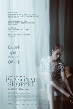 Olivier Assayas (Clouds of Sils Maria and Summer Hours) returns with this ethereal and mysterious ghost story starring Kristen Stewart as a high-fashion personal shopper to the stars who is also a spiritual medium. Good Movies On Netflix, Hd Movies, Movies To Watch, Movies Online, Movies And Tv Shows, Movie Tv, Cinema Movies, 2017 Movies, Indie Movies