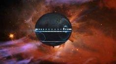 Esferas gigantes chegando em nosso sistema solar