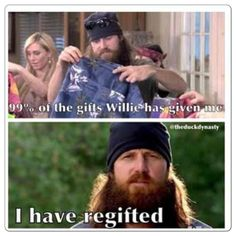Going to Hawaii episode Duck Dynasty Cast, Duck Dynasty Family, Really Funny Memes, Stupid Funny Memes, Funny Relatable Memes, Hilarious, Jase Robertson, Robertson Family, Duck Calls