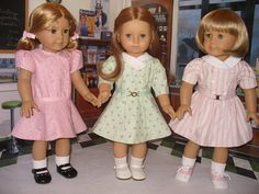 Doll Clothes Pattern  Memories No 1026 by medwelch on Etsy