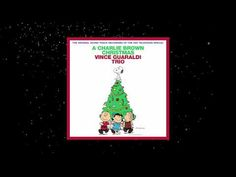 Vince Guaraldi Trio Christmastime is here instrumental. I do not own the rights to this recording.  It isn't Christmas without this one. ❤❤❤