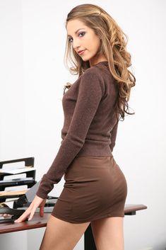 Secretary jenna haze