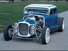 "'32 Coupe subject of the beach boy album called the ""Little Duce Coupe""."