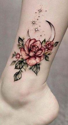 51 ideas tattoo foot design tatoo for 2019 - 51 ideas tattoo foot design tatoo for 2019 - Feather Tattoos, Rose Tattoos, Flower Tattoos, Body Art Tattoos, Hand Tattoos, Sleeve Tattoos, Feather Tattoo Design, Dr Tattoo, Ankle Tattoo