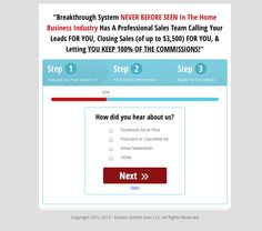the Easiest Sales System