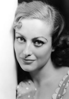 Joan Crawford #hollywood #classic #actresses #movies