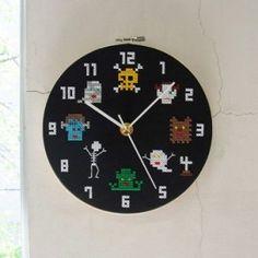 Relojes de Crochet.