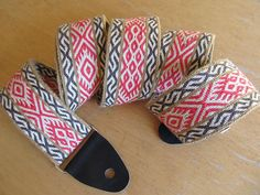 Ravelry: woolandneedles' Tablet Weaving - Guitar Strap with Finnish Pattern