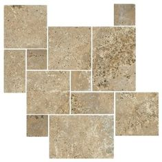 good kitchen floor tile design